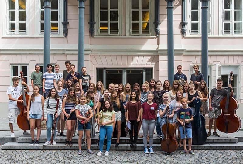 Salzburg Opera Camps 2016