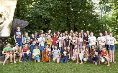 Salzburg Opera Camps at Schloss Arenberg