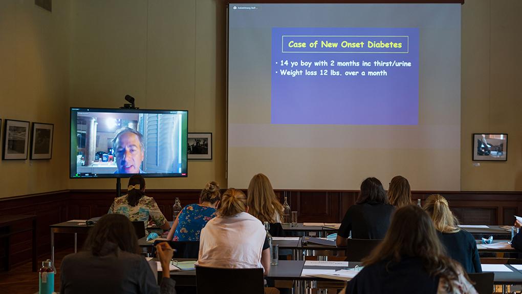 Live-streamed Lecture of Dr. Alter (Children's Hospital of Philadelphia)