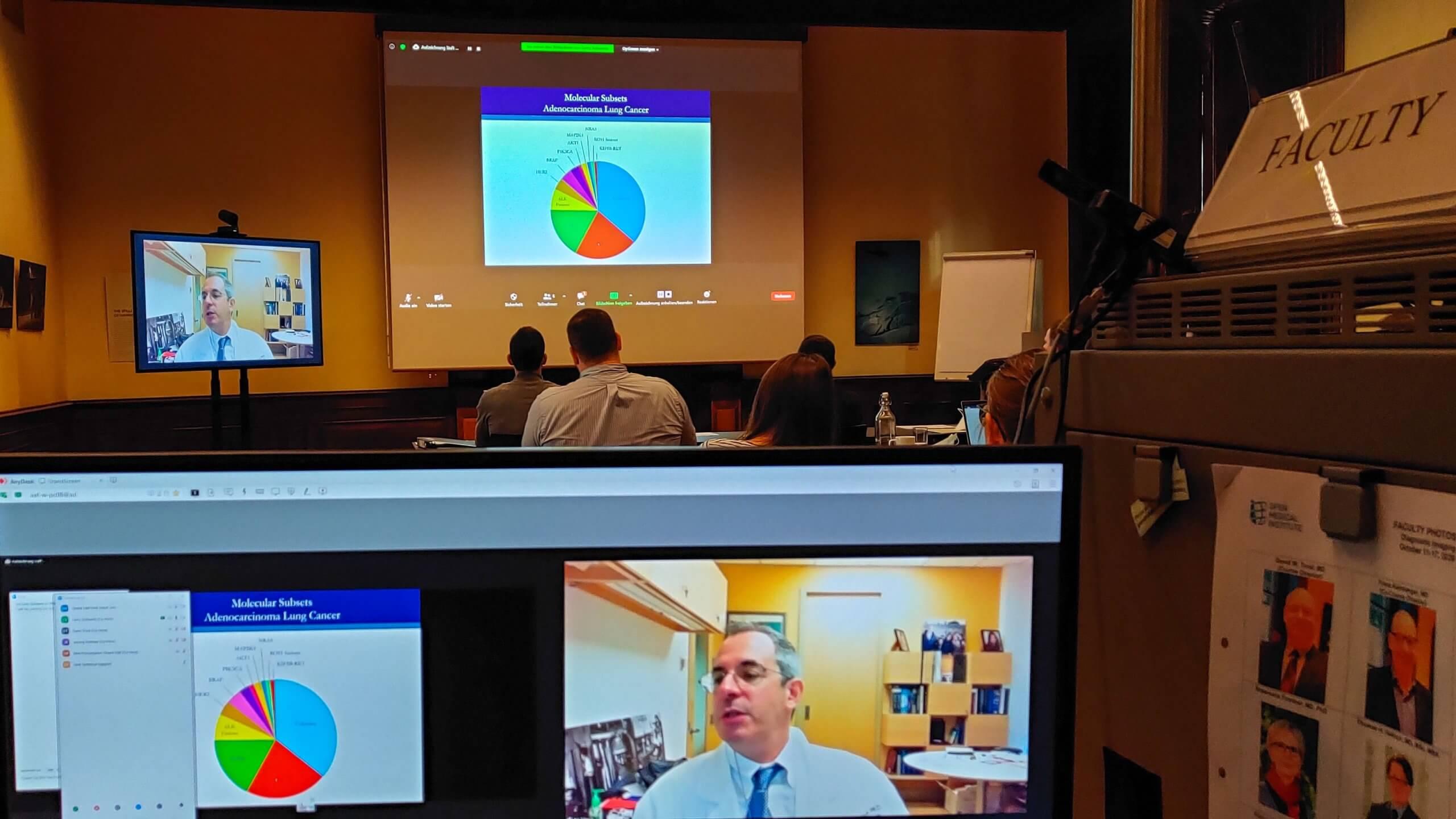 Lecture of Dr. Schwartz (Weill Cornell Medicine)