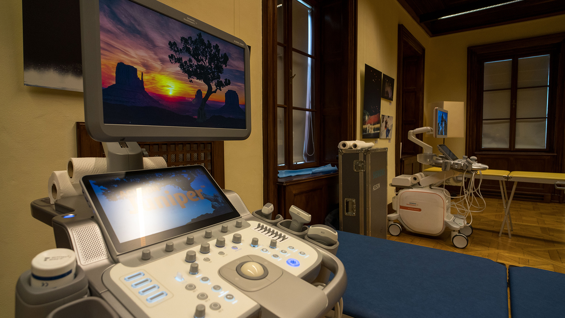 Siemens Ultrasound Workshops