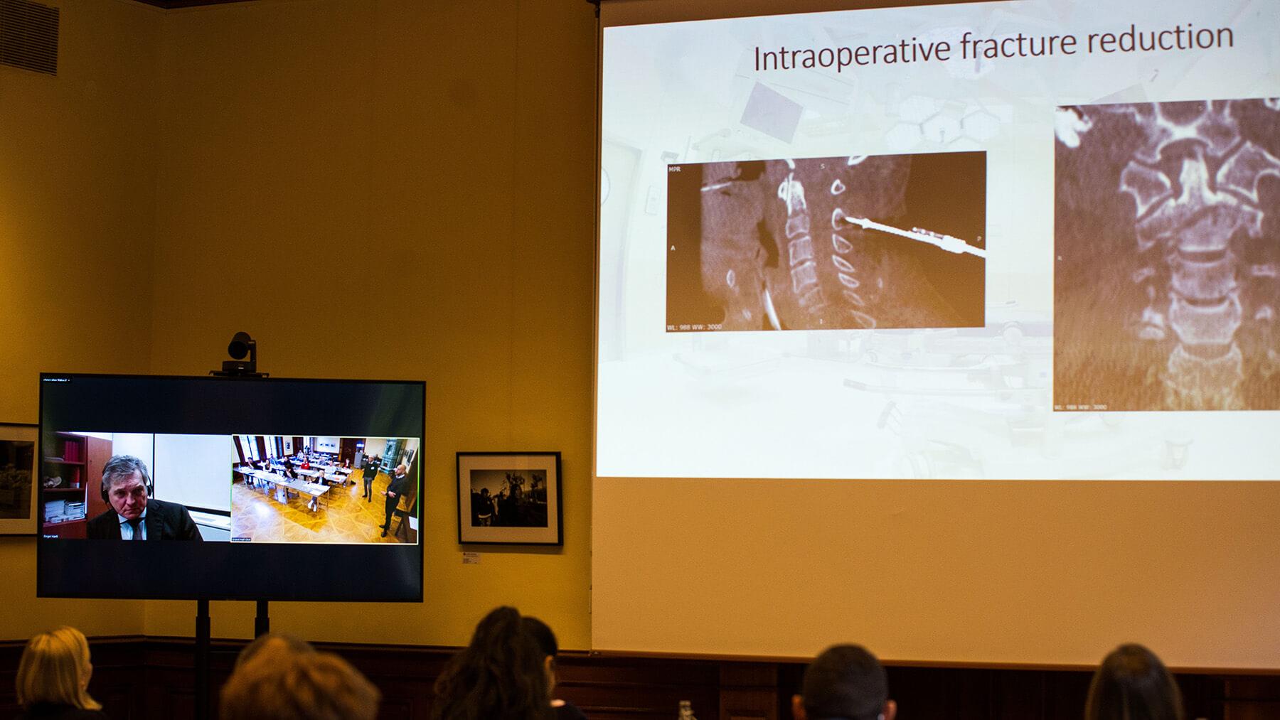 Fellows' Case Presentations with Dr. Haertl