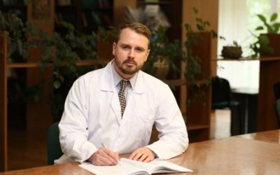 OMI Fellow Appointed Rector of Gomel State Medical University in Belarus