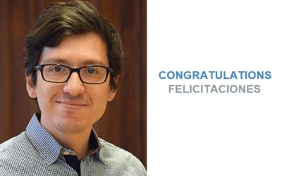 OMI Fellow Winner of the American Academy of Neurology Scientific Research Award 2021