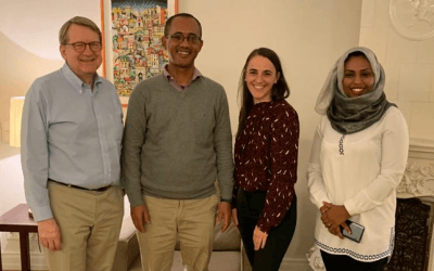 OMI Partners with Black Lion Hospital in Ethiopia
