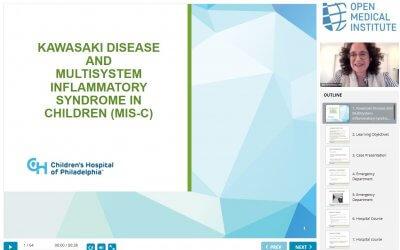 CHOP OMInar in General Pediatrics