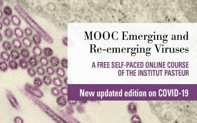Free Institut Pasteur MOOC on Emerging and Re-Emerging Viruses!