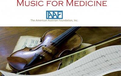 Music for Medicine Benefit, November 19, 2021