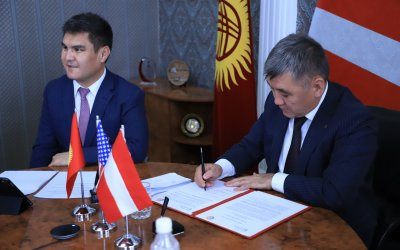 Osh State University Becomes Official Partner of the OMI